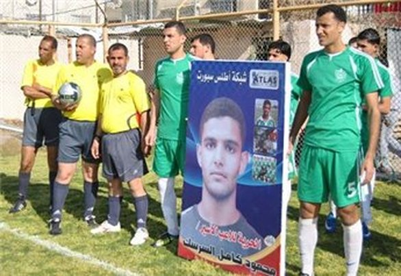 Father of soccer player on hunger strike appeals for solidarity