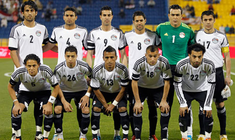 Egypt to boycott 'pro-Israel' Adidas kit manufacturer