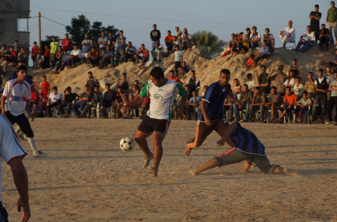 Gaza Needs Your Help! Save the 2012 Rachel Corrie Ramadan Football Tournament in Rafah, Gaza