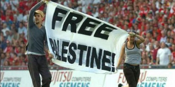 Palestinian sports groups challenge UEFA on Israeli hosting of 2013 Under-21 tournament