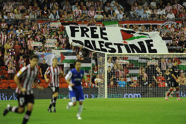 Video: State of Play: Euro 2013, Football and Palestine