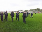 soldiers on soccer field PFA blog