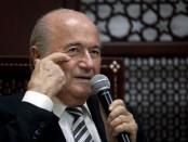 Blatter at Mike May 2014