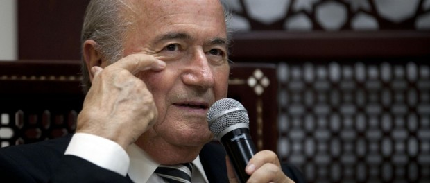 Blatter aims to please everyone – but there's no sign of a solution