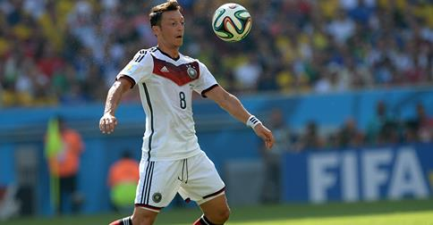 Ozil donates World Cup winnings to Gazan children