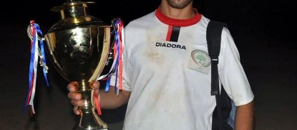 Footballer Oday Nafez Jabr killed in West Bank