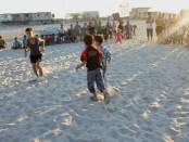 beach massacre of footballers