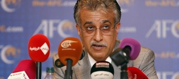 Asian soccer head wants 'illegal Israel practices' stopped