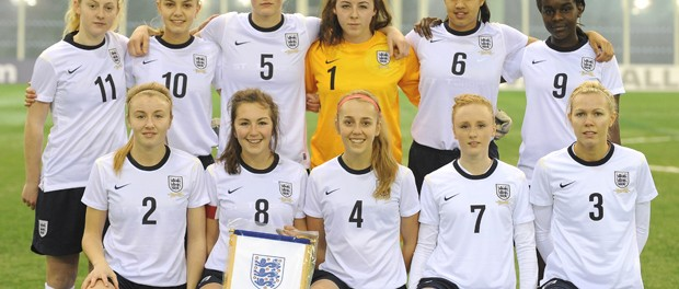 RCIR advises England's U19 Women's players on action in the finals in Israel.