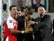 Al Ahli cup victors