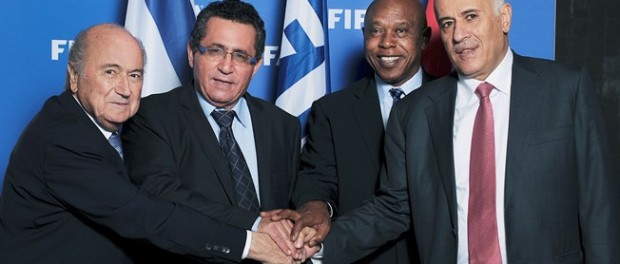 FIFA Monitoring Committee Palestine-Israel holds its second meeting
