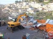 Silwan demolition
