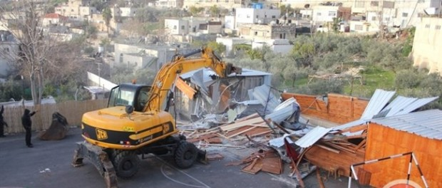 Israeli court orders demolition of football field in Silwan