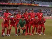 Palestinian team Sep 2015