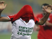 Aboutrika with support Gaza Tshirt