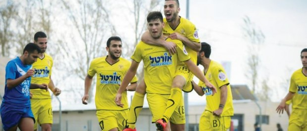 Beitar Nordia aim for better than Beitar Jerusalem