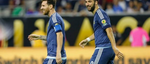 Messi and Higuain make the crucial point