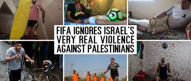 FIFA sanctions Jibril Rajoub while ignoring Israeli crimes
