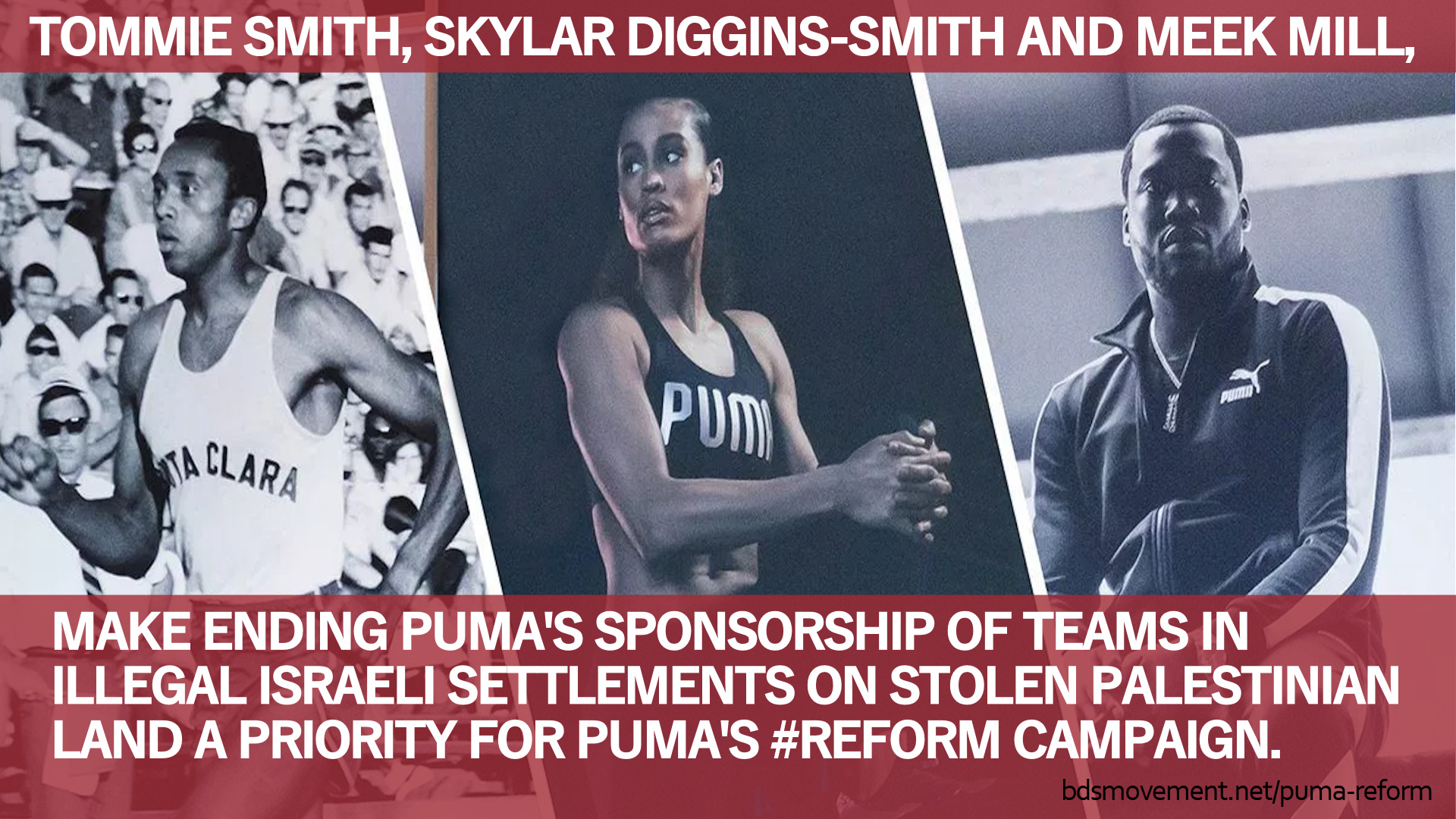 PACBI gatecrashes PUMA's #REFORM social media campaign