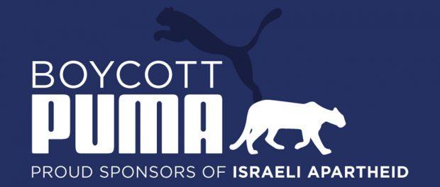 Boycott Puma Campaign Kicks Off