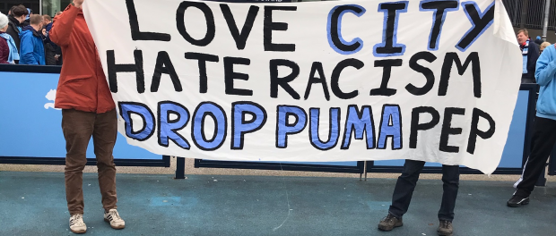UK action against Puma support for Israeli apartheid