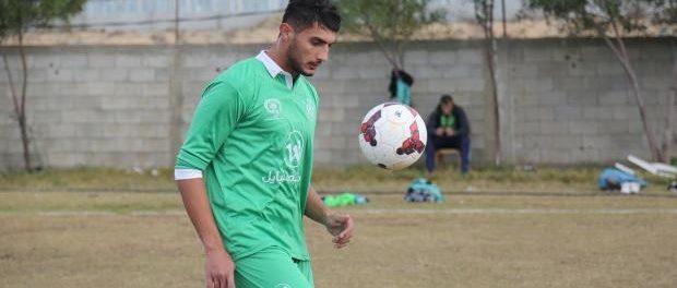 Football star Mohammed Balah's dream for Palestine